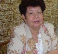 Сидоренко Людмила
