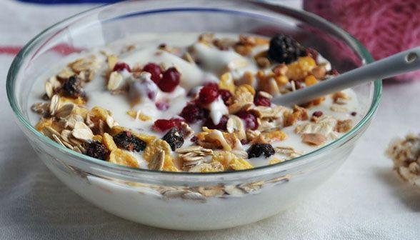 Завтрак на похудении