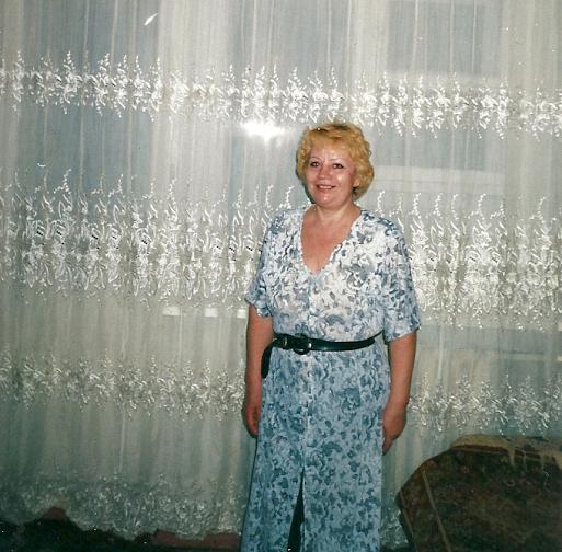 Валентина Грачкова