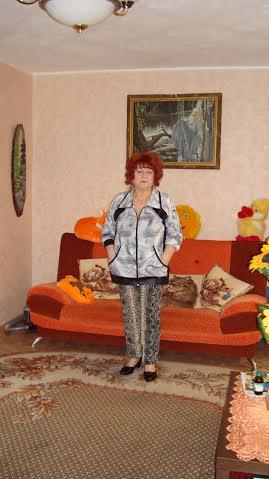 Людмила Ушакова