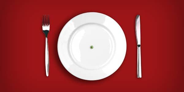 Похудение при помощи голодания
